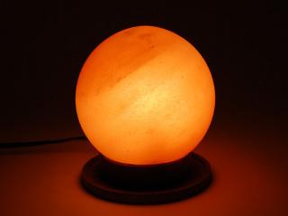 電球色の灯り